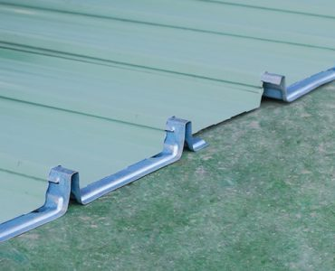 Clip Lok Roofing Sheet