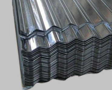 GC Circular Corrugated Roofing Sheet