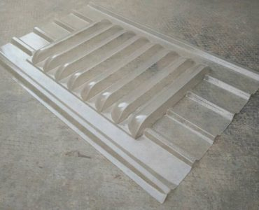 Polycarbonate Louvers Sheet