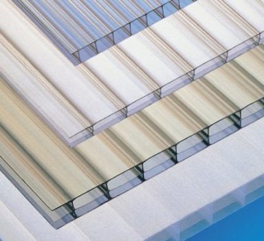 Polycarbonate Multiwall Roofing Sheet